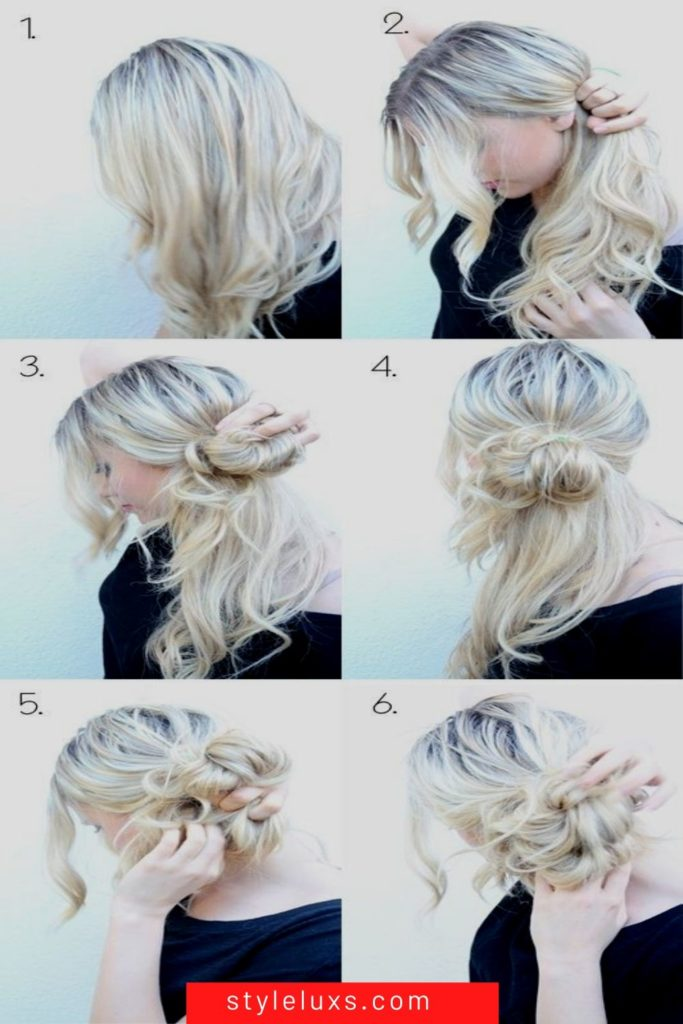 styleluxs / blowout hairstyles
