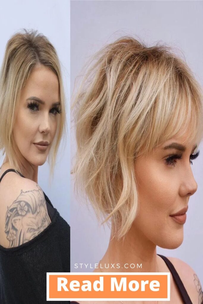 25 Things about Easy Care Hairstyles for Fine Hair   styleluxs