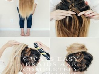 styleluxs / cool easy hairstyles