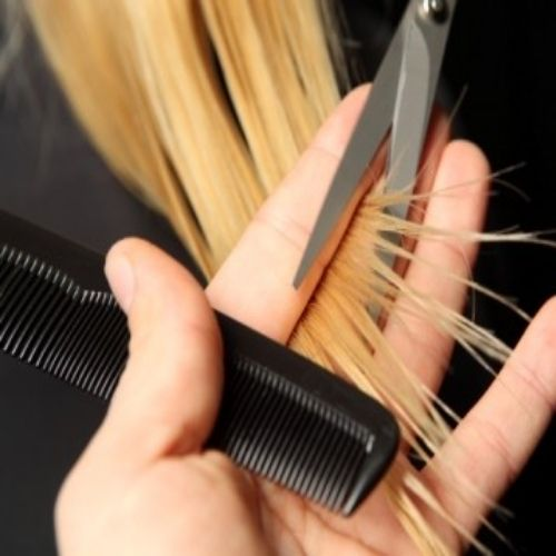 Get Silky Hair Permanently