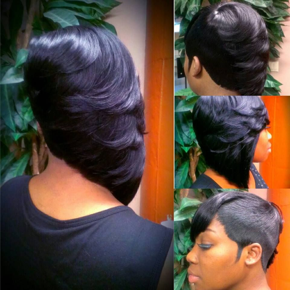Hairstyles Medium Quick Weave Hairstyle Weave Hairstyles Bob via ciceksiparisi.site