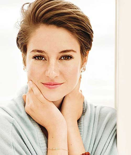Best Shailene Woodley Short Hair Gorgeous Hair Pics Styleluxs