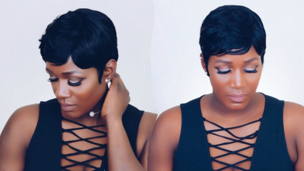 100 Ideas About How To Style Short Hair For Women Wig Makeup via pinterest.com