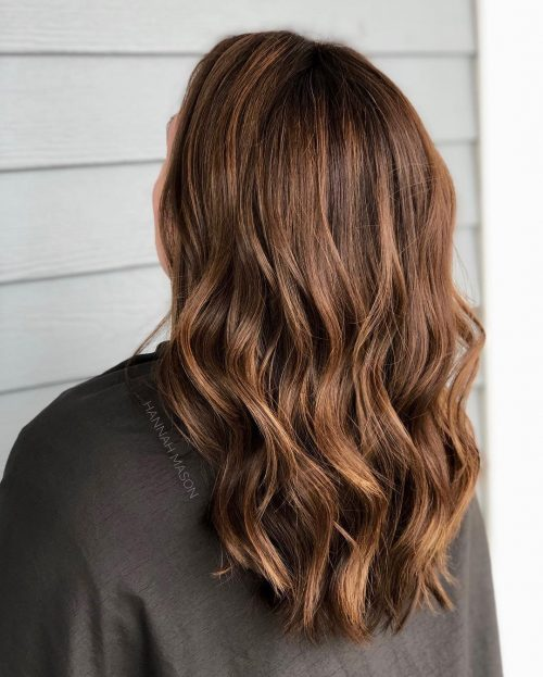 Cocoa Hair Color