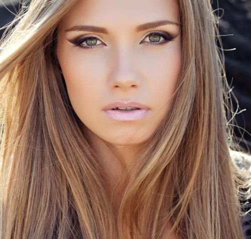 Sandy Brown Hair Color