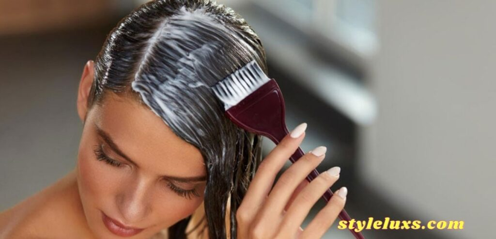 4. Coloring Your Hair